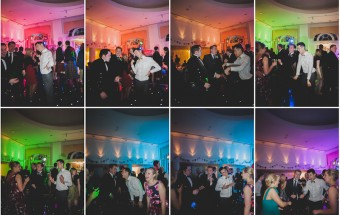 Linsey & Jonny's Wedding at Balbirnie House