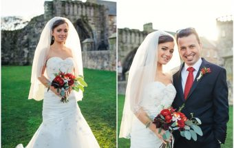 Oriana & Davide ~ St Andrews Wedding