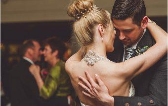 Leah & Joe's wedding day