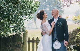 Congratulations Lorna & Simon