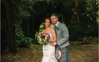Congratulations Fiona & Stuart!