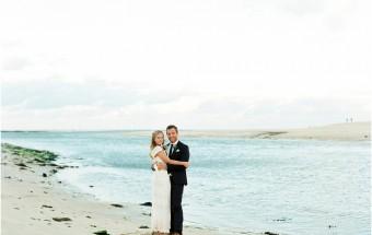 St Ives wedding ~ congratulations Anna & Chris