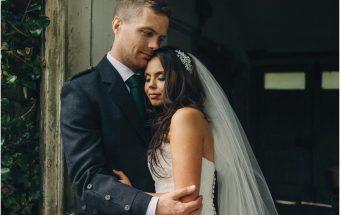 Congratulations Claudia & Danny
