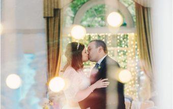 Congratulations Rachel & John