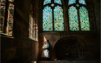 Seton Collegiate Church & Timberyard ~ Congratulations Emma & Tom