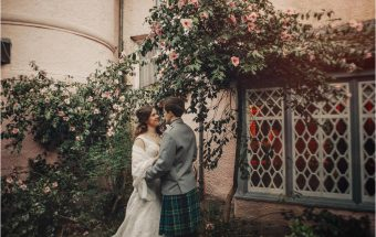 Roman Camp House Hotel ~ Congratulations Katy & Jonny