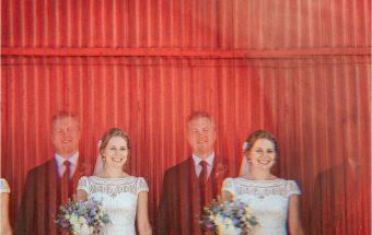 Congratulations Taryn & Graeme ~ Kinkell Byre, St Andrews