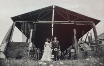 Congratulations Nikki & Gary ~ Tullibole Castle