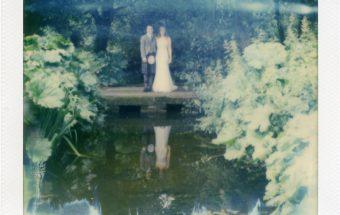 Congratulations Michelle & Ross ~ Tullibole Castle