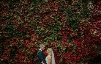 Congratulations Kirsten & Patrick ~ Myres Castle