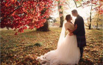 Congratulations Jen & Al ~ Inchyra Byre