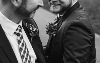 Congratulations Graham & Mike