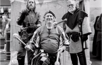 Medieval Fayre ~ on film