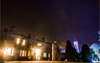 Winter wedding & astro photography ~ Errol Park Estate
