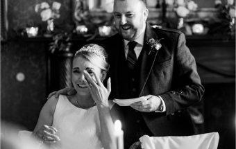 Carphin House Wedding ~ March 2018