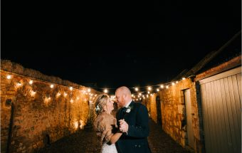 The Cowshed Crail, Winter Wedding