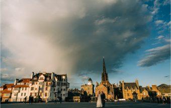 The Hub, Edinburgh ~ Lorna & Rod