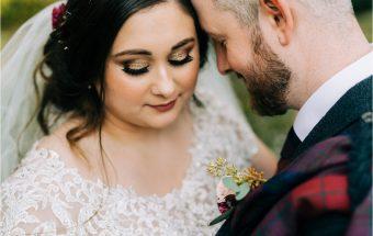 Perthshire Wedding Venue ~ Errol Park Estate. Congrats Shiona & Chris.